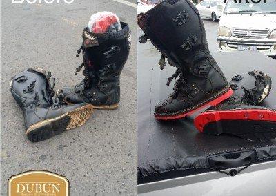 Bike Boots Repairs